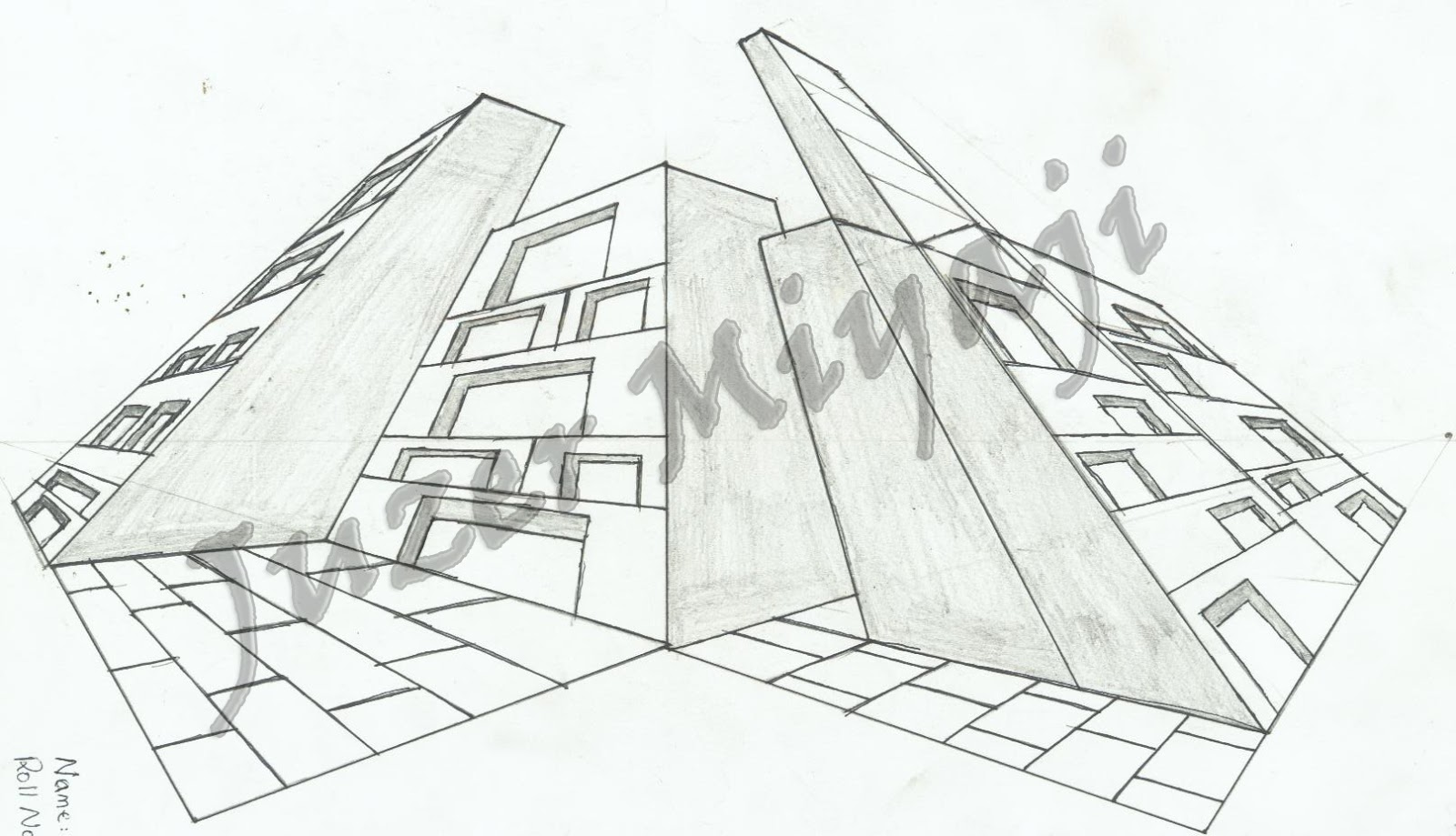 Artworks Three Point Perspective