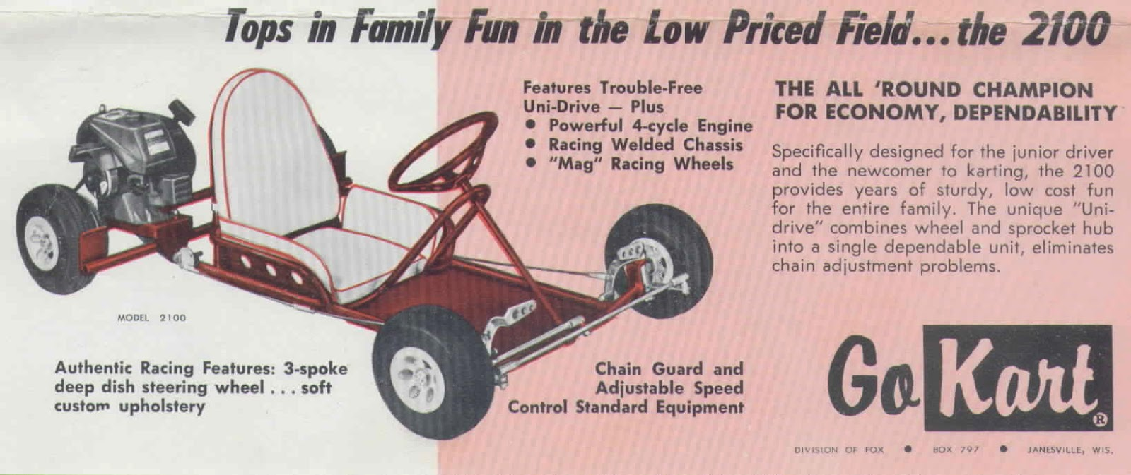 ScooterMcRad's Whatchaworks: Go Karts from the Past