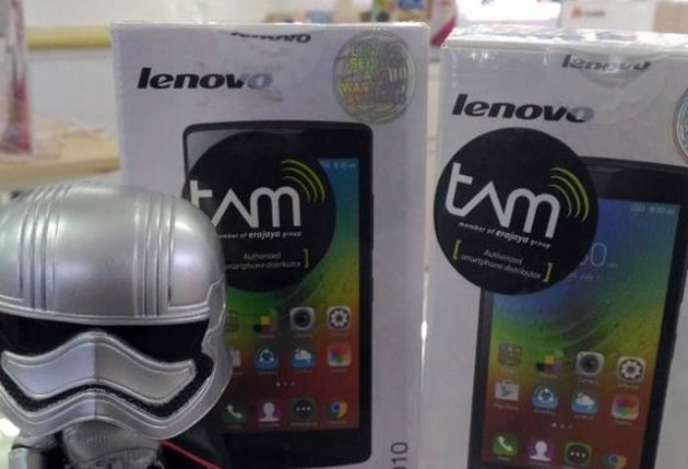 5 Smartphone Lenovo 4G LTE Harga 1 Jutaan
