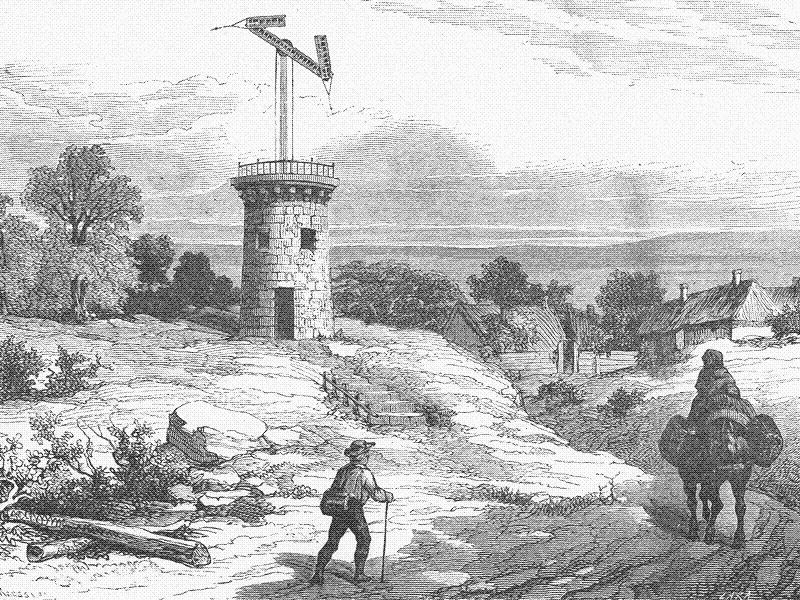 semaphore telegraph