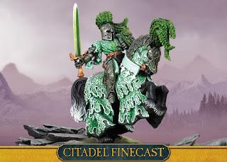 Warhammer Bretonnia Green Knight