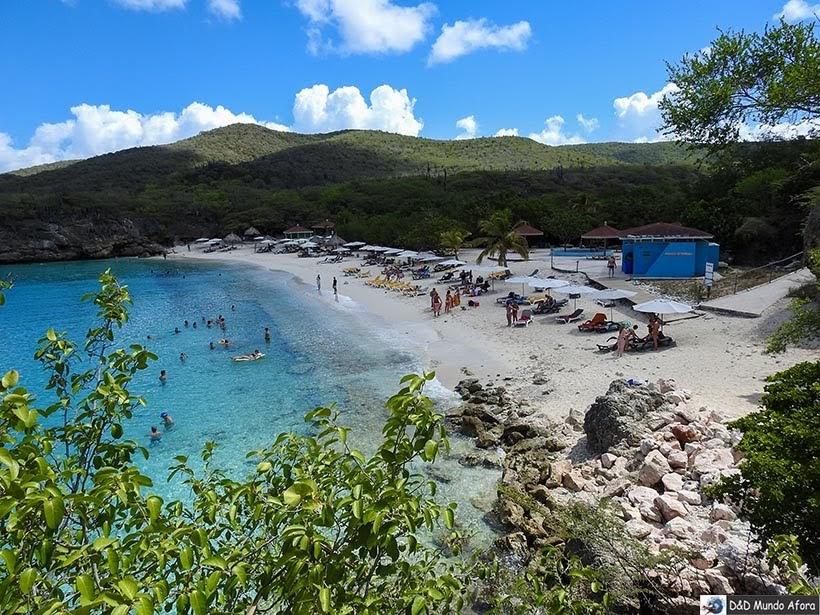 Praia Kenepa Grandi - Curaçao: Tour de praias com guia brasileiro