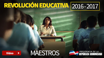 VÍDEO: Revolución Educativa 2016-2017. Maestros