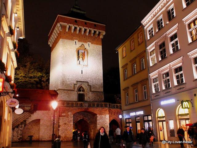 Krakow i Polen - Florian porten