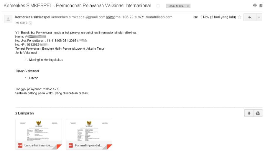 Cara Pendaftaran Vaksin Umroh Online Informasi Haji Umroh