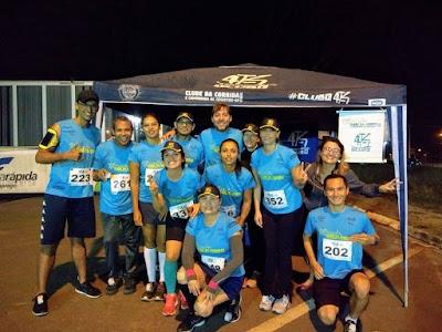 4K Clube da Corrida e Caminhada de Registro-SP completa um ano de atividades