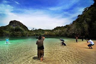 Wisata Pulau Sempu