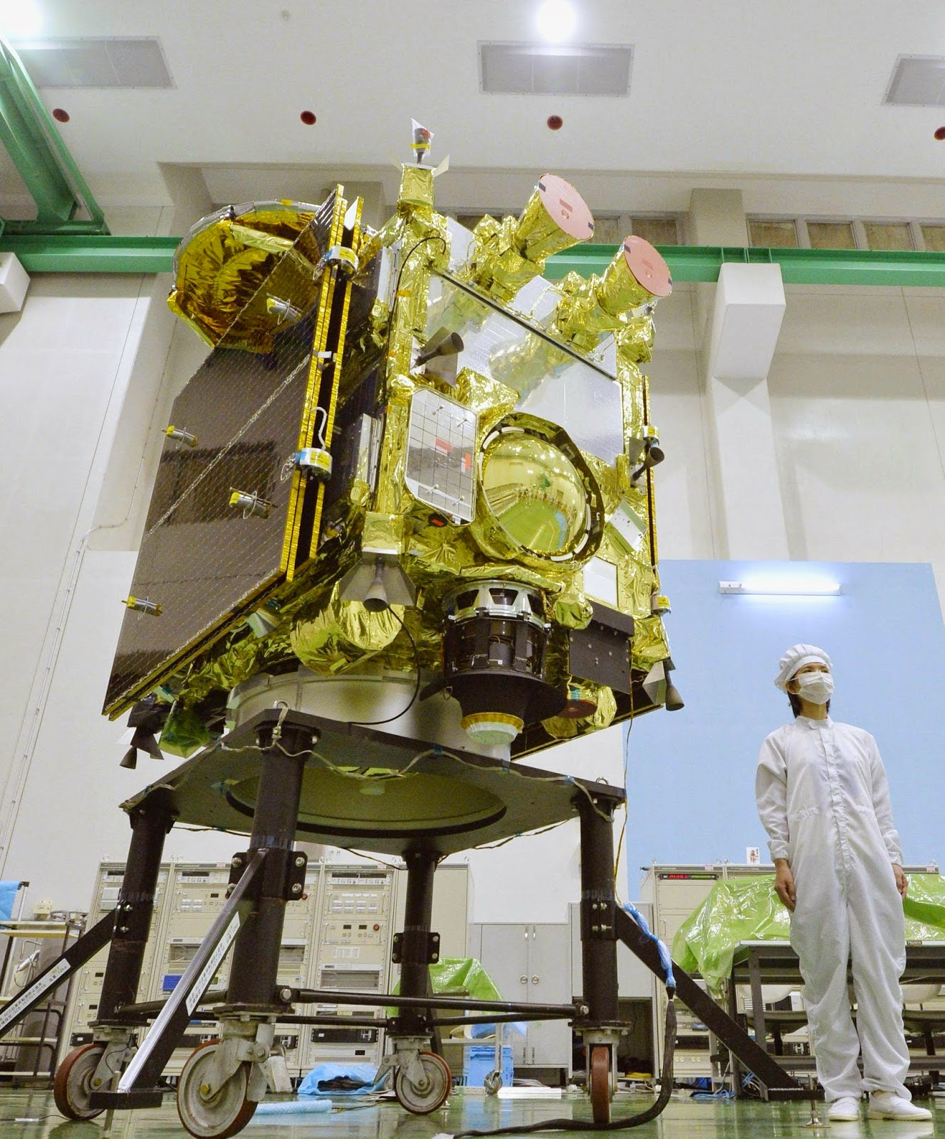 Astronomy and Space News - Astro Watch: Japan Unveils Its ...