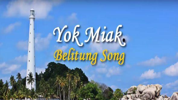 Begitu juga daerah provinsi kepulauan bangka belitung yang mempunyai lagu daerahnya.