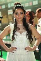 Meghana Gaur in a Deep Neck Sleeveless White Gown at IIFA Utsavam Awards 013.JPG