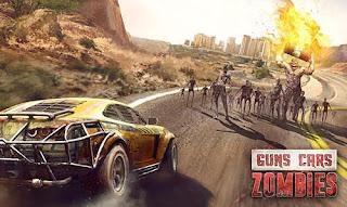 Guns, cars, zombies MOD Apk