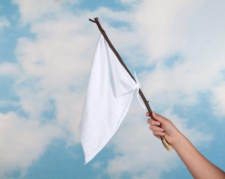 Sejarah bendera putih, tanda menyerah | Lentera News
