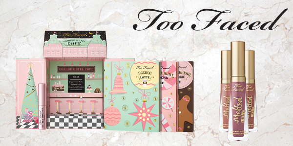 Wishlist spécial Make-Up - TOO FACED