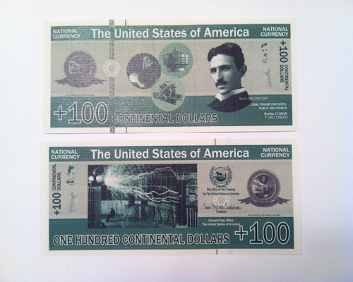 Christmas Currency 2017 New Us Notes Intel