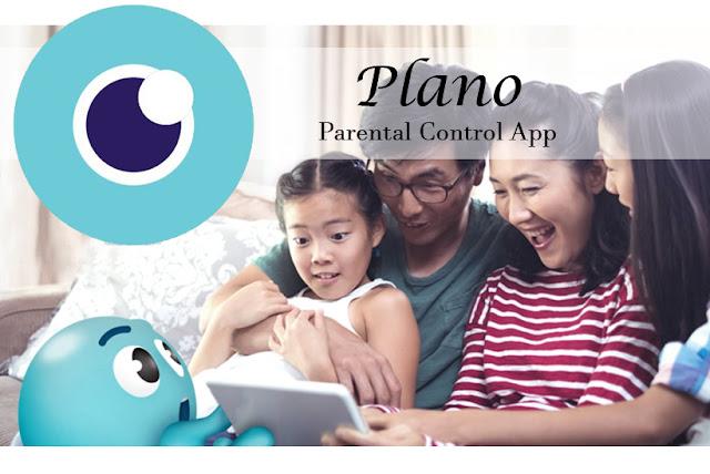 Plano, Parental Control App