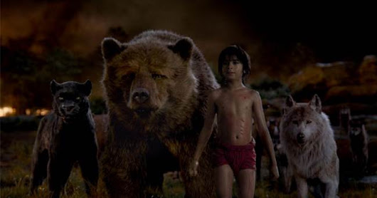 "Alas 3 Lads: THE JUNGLE BOOK In Theaters Now - ""The Voices"" Featurette Video"