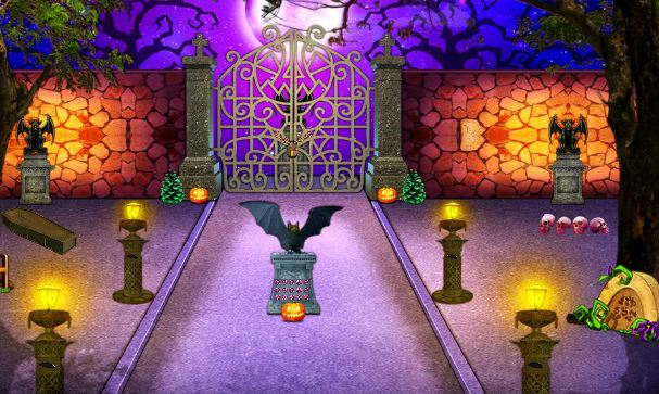 Play Nsrgames Halloween Escape 2018 Chapter 6