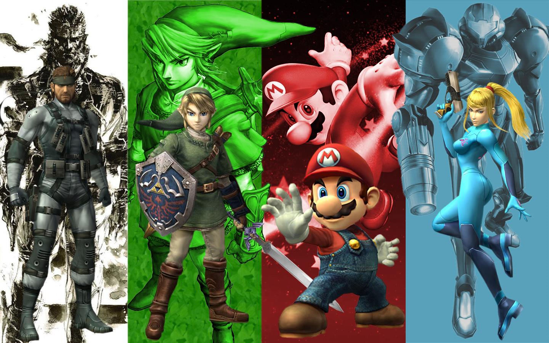 Video Game Gallery Super Smash Bros Brawl Wallpaper