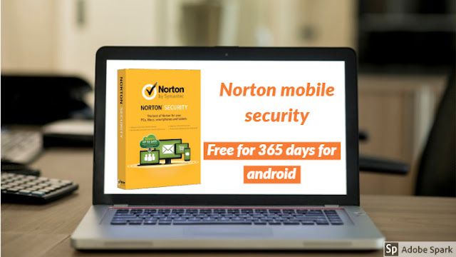 Norton mobile security | best free antivirus for 365 days| Android