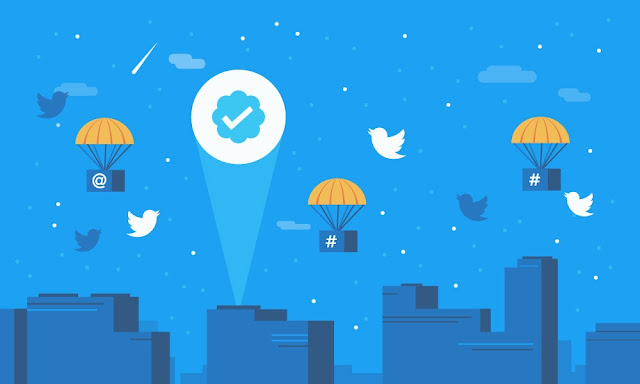 الطريقة الرسمية لتوثيق الحسابات على تويتر