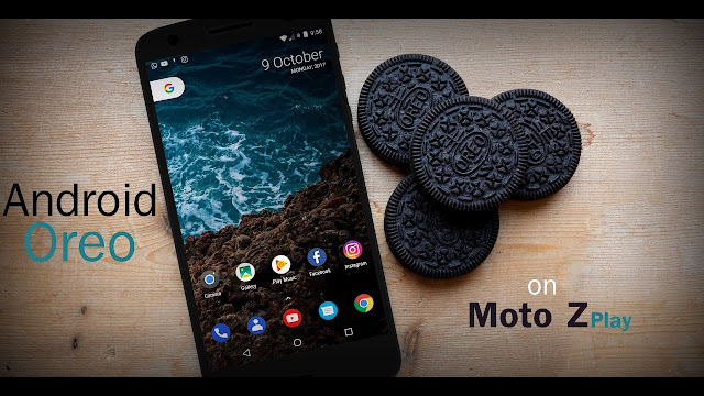 Moto Z Play Oreo Soak Test