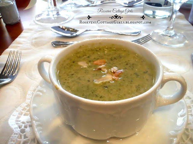 Broccoli Soup in Germany