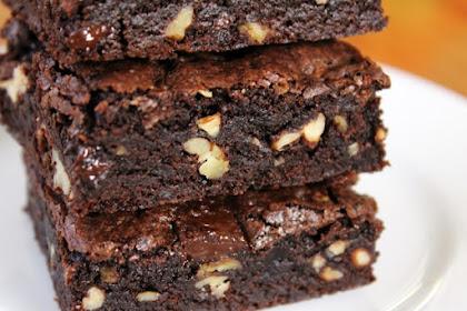 Fudge Protein Brownies