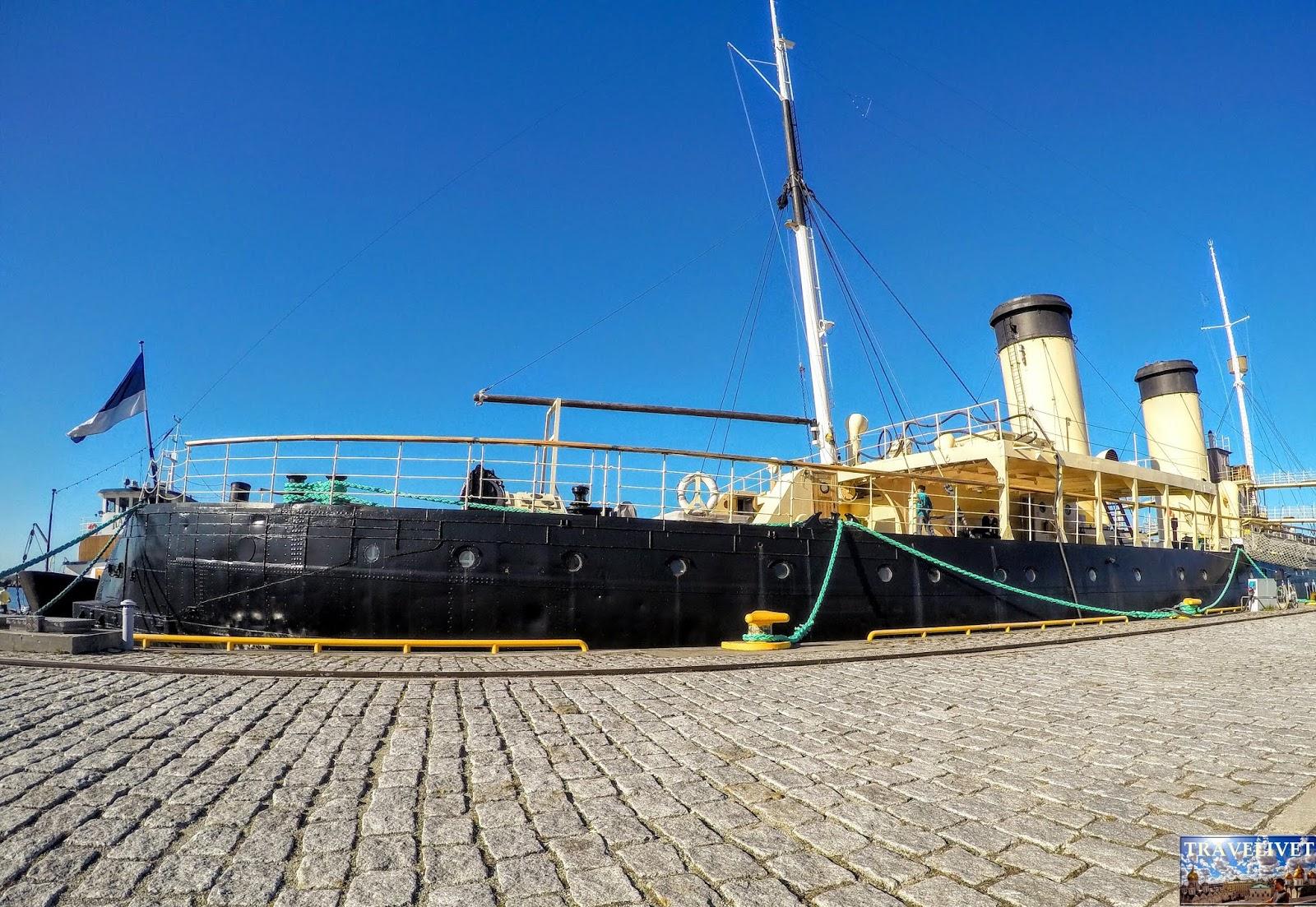 Estonie Tallinn Seaplane Harbour Lennusadam
