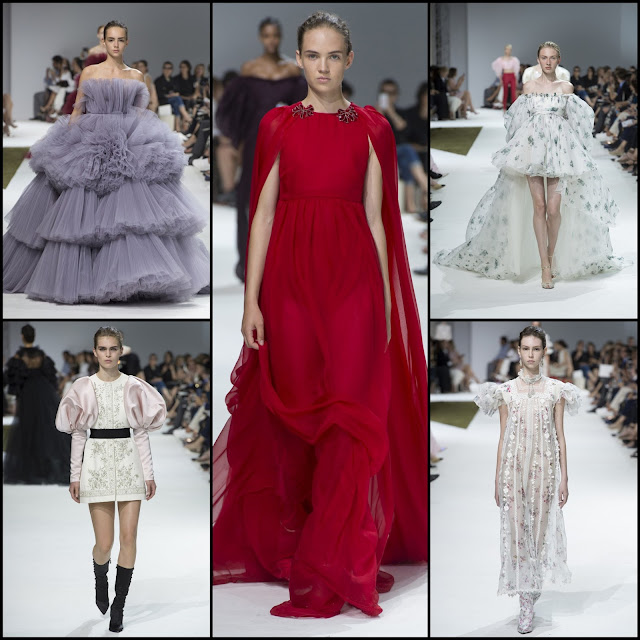 RUNWAY REPORT.....Paris Haute Couture Fashion Week GIAMBATTISTA VALLI Haute Couture Fall/Winter 2016 Photos + Video!