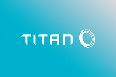Titan Logo von Herrmann Design