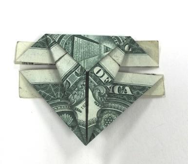 The Joy Of Crafting Make It Monday Folded Money Frog