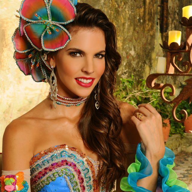 Peinados carnaval de barranquilla