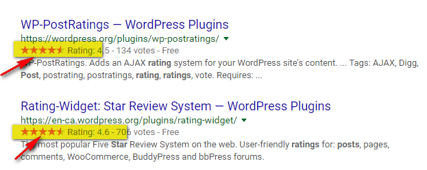 Add Star Rating To Blog Post
