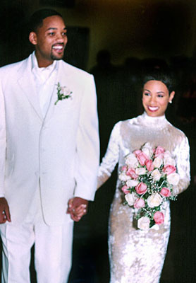 Celebrity Handbags and Jewelry: Jada Pinkett Smith at the ... |Will Smith Jada Pinkett Wedding Dress
