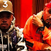 Swizz Beatz esteve com Chance The Rapper gravando novo material