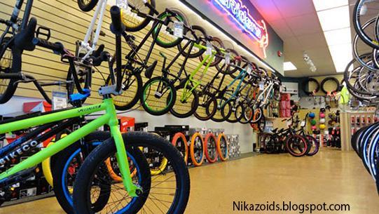 Harga Sepeda BMX Asli