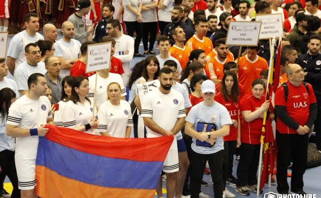 Los 23 Juegos Euro-Armenios comienzan en Viena