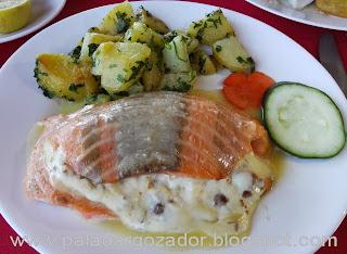 Donde Pablo Papudo Salmon