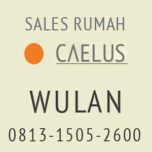 sales rumah Caelus BSD