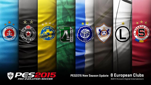 تحميل لعبة PES 2015 كاملة وبرابط مباشر التعليق العربي