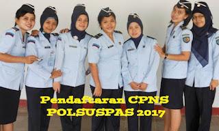 pendaftaran cpns polsuspas 2017