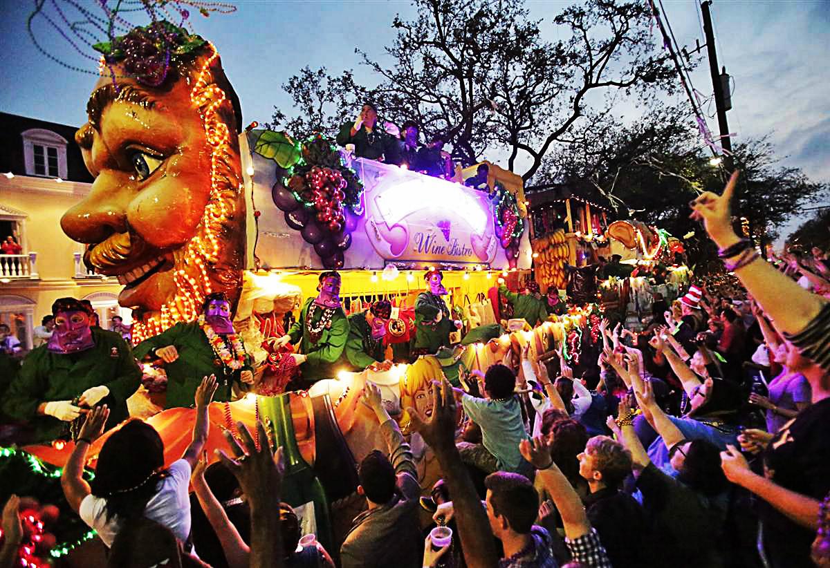 mardi gras parade route 2019 st louis