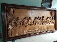 ukiran relief motif kabah