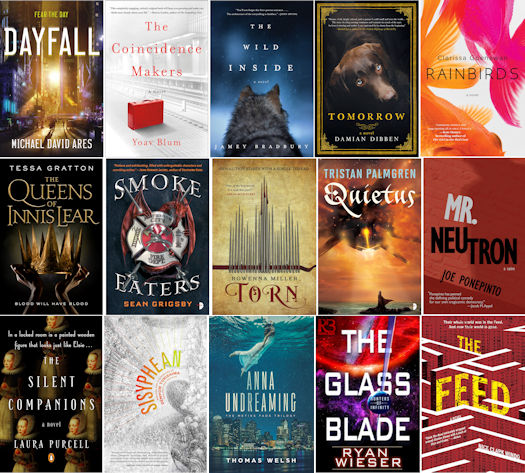 2018 Debut Author Challenge Cover Wars - March Winner