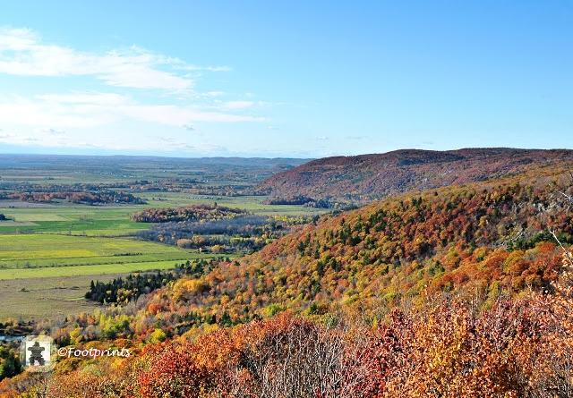 Blick ueber das Ottawa Valley