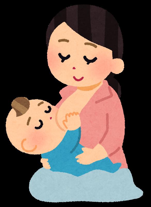 図:授乳の脳卒中予防効果