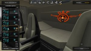 Back Lights for Interior V 1.0