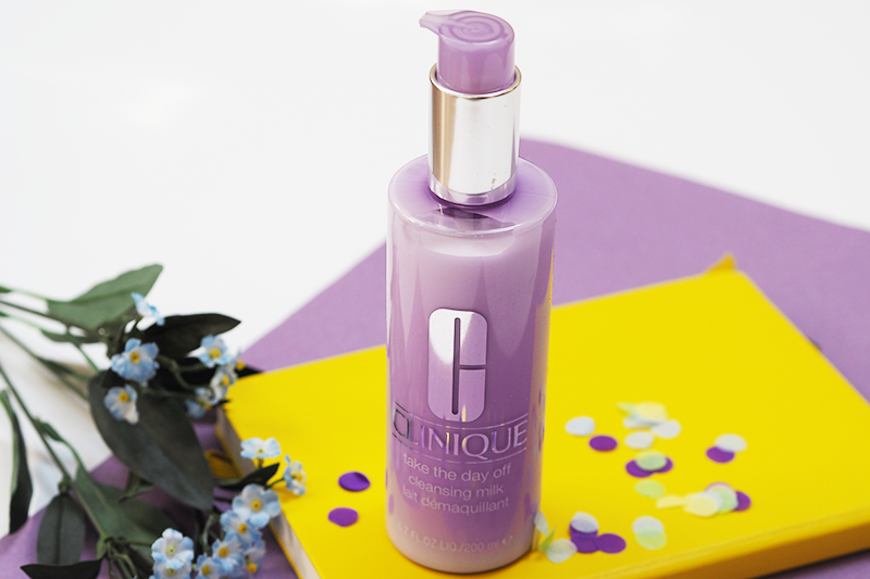 Clinique Take The Day Off Cleansing Milk Review | Colours and Carousels - Scottish Lifestyle, Beauty and Fashion blog