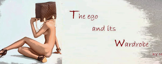 The ego and its wardrobe by Miss ALG