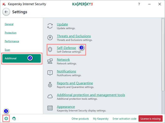 Kaspersky Internet Security 2017 17.0.0.611 - Security - Downloads
